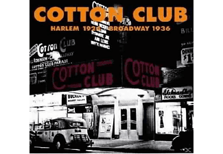 VARIOUS - Cotton Club Harlem 1924-Broadway 1936 - (CD)