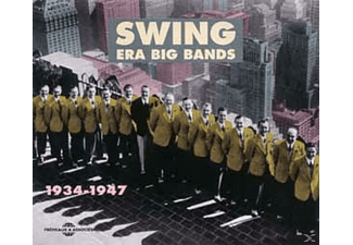 Casa Loma Orchestra / Bob Crosby - Swing Era Big Bands (1934-1947) - (CD)