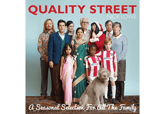 Nick Lowe - Quality Street-A Seasonal Selection... - (Vinyl)