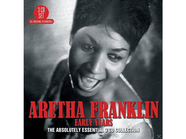 Aretha Franklin - Early Years-The Absolutely Essential 3cd Coll. [CD]