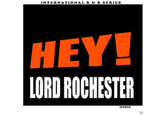Lord Rochester - Hey! - (CD)