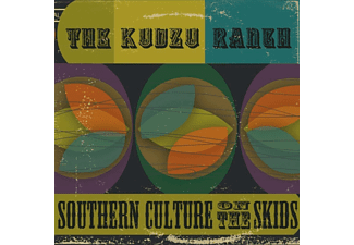 Southern Culture On The Skids - The Kudzu Ranch - (CD)