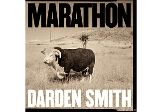 Darden Smith - Marathon - (CD)