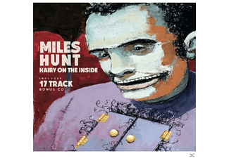 Miles Hunt - Hairy On The Inside [CD]