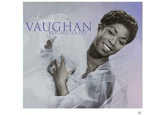Sarah Vaughan - Young Sassy - (CD)