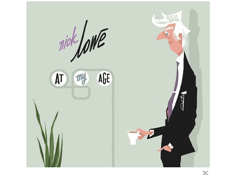 Nick Lowe - At My Age [CD]