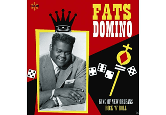 Fats Domino - King Of New Orleans Rock'n'rol - (CD)