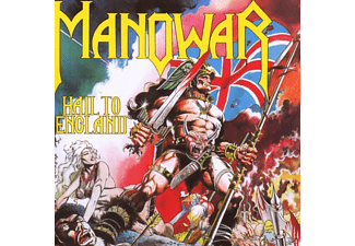 Manowar - Hail To England - (Maxi Single CD)