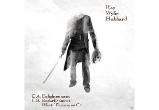 Ray Wylie Hubbard - A: Enlightenment B: Endarkenment - (CD)
