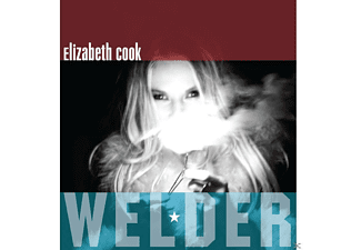 Elizabeth Cook - Welder - (CD)