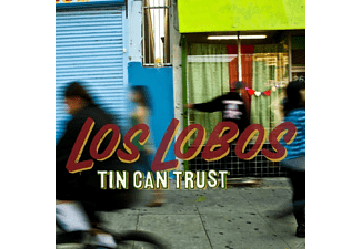 Los Lobos - Tin Can Trust - (CD)