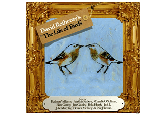 David Rotheray - The Life Of Birds - (CD)
