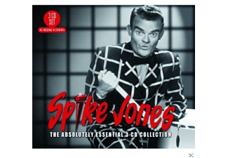 Spike Jones - The Absolutely Essential 3cd Collection - (CD)
