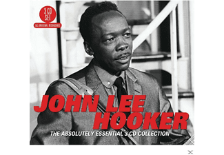 John Lee Hooker - The Absolutely Essential 3 Cd Collection - (CD)