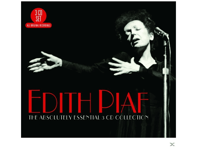 Edith Piaf - The Absolutely Essential 3 Cd Collection [CD]