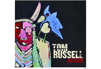 Tom Russell - Mesabi - (CD)