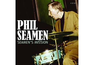 Phil Seamen - Seamen's Mission - (CD)
