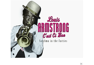 Louis Armstrong - C'est Ci Bon: Satchmo In The Forties - (CD)