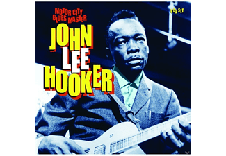 John Lee Hooker - Motor City Blues Master [Box-Set] - (CD)