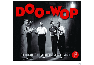 VARIOUS - Doo-Wop: The Absolutely Essential 3 Cd Collection - (CD)