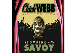 Chick & His Orchestra Webb - Stomping At The Savoy - (CD)