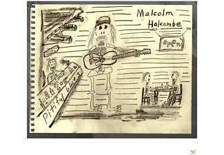 Malcolm Holcombe - Pitiful Blues - (CD)
