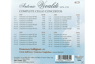 Francesco Galligioni, Fe Guglielmo, L'arte Dell' Arco - Complete Cello Concertos [CD]