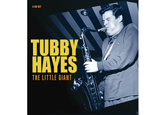 Tubby Hayes - The Little Giant - (CD)