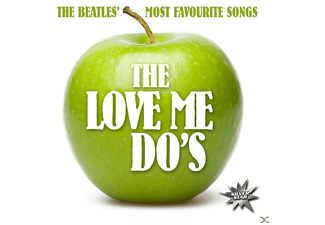 The Love Me Do's - The Beatles  Most Favourite Songs [CD]
