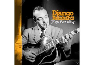 Django Reinhardt - First Recordings - (Vinyl)