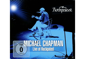 Michael Chapman - Live At Rockpalast (1975 & 1978) - (DVD)