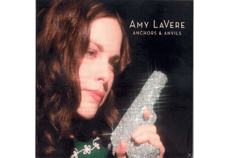Amy Lavere - Achors & Anvils - (CD)