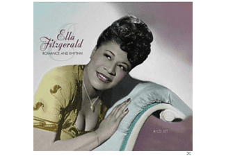 Ella Fitzgerald - Romance And Rhythm - (CD)