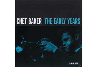 Chet Baker - The Early Years - (CD)