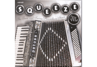 VARIOUS - Squeeze Me:The Jazz And Swing - (CD)