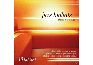 VARIOUS - Jazz Ballads - (CD)