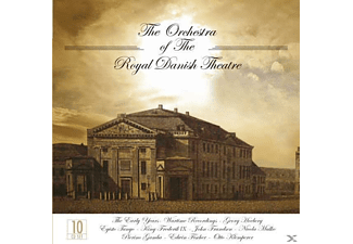 Orchestra Of The Royal Danish - The Orchestra Of The Royal Danish Theatre - (CD)