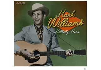 Hank Williams - Hillbilly Hero - (CD)