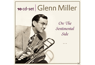 Glenn Miller - Glenn Miller-On The Sentimental Side - (CD)
