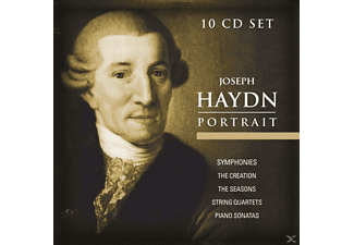VARIOUS - Joseph Haydn-A Portrait - (CD)