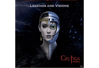 Celtica-pipes Rock! - Legends and Visions - (CD)