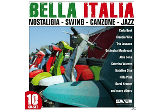 VARIOUS - Love Of Italy - (CD)