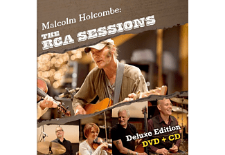 Malcolm Holcombe - Rca Sessions - (CD)