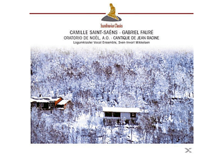 Logumkloster Vocal Ensemble - Oratorio De Noel (Saint-Saens/Faure) - (CD)