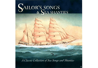 VARIOUS - Sailors' Songs And Sea Shanties - (CD)
