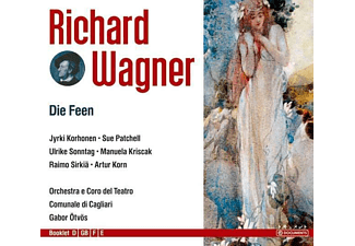 Cagliari To - Die Feen-Digipack (Wagner,Richard) - (CD)