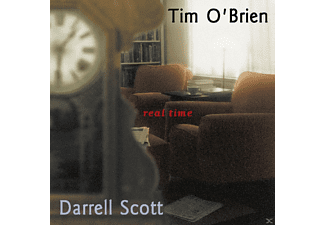 SCOTT,DARRELL & O`BRIEN,TIM - Real Time - (CD)
