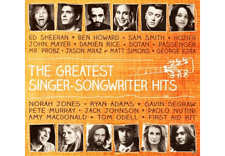 Various - The Greatest Singer-Songwriter Hits | CD