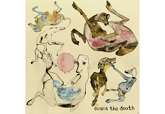 Evans The Death - Expect Delays - (CD)