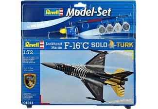 REVELL 64844 F-16 C Solo Türk Camouflage